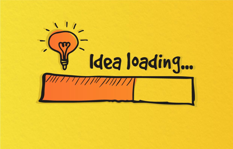idea, loading