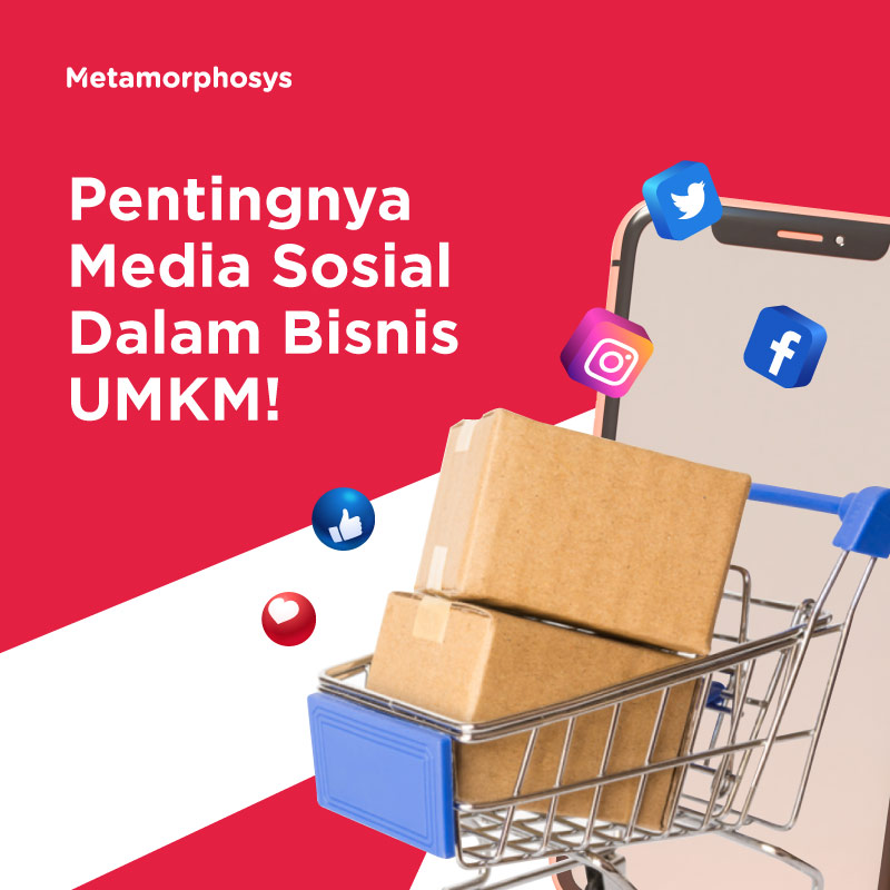 Yuk Bahas Pentingnya Media Sosial Dalam Bisnis UMKM