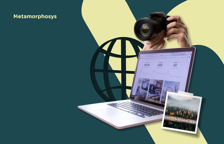 TIPS PENGGUNAAN FOTOGRAFI PADA DESAIN WEBSITE